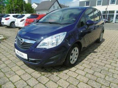 gebraucht Opel Meriva B Selection+2Hd+Klima+Euro 5