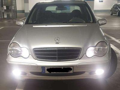 gebraucht Mercedes C200 Cdi Automatik ,Anhängerkupplung