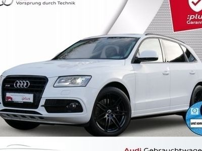 gebraucht Audi SQ5 3.0 TDI quattro Navi Xenon Alu Ahk DVD Panorama S