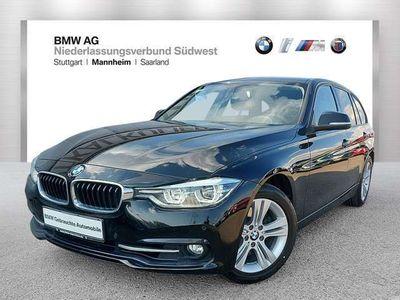gebraucht BMW 325 d Touring Sport Line HiFi Var. Lenkung LED