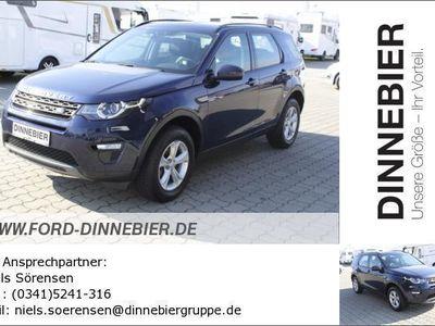 gebraucht Land Rover Discovery Sport TD4 SE EURO 6