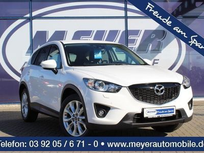 gebraucht Mazda CX-5 2.0 Skyactive-G Sports-Line AWD PDC/Navi/Rü