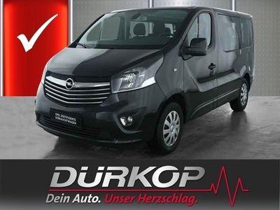 gebraucht Opel Vivaro 1.6 CDTI Biturbo 9-Sitzer/PDC/SHZ/NAVI/EURO6