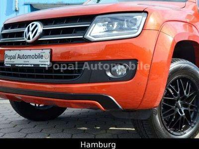 gebraucht VW Amarok Canyon DoubleCab 4Motion Kamera (51)