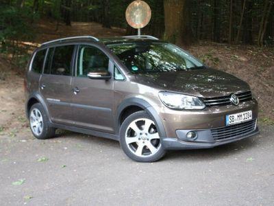 used VW Touran Cross 1.4 TSI