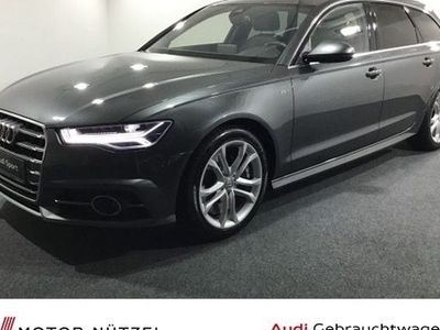 second-hand Audi S6 Avant quattro Standh. AHK BOSE LED Pano.-Dach