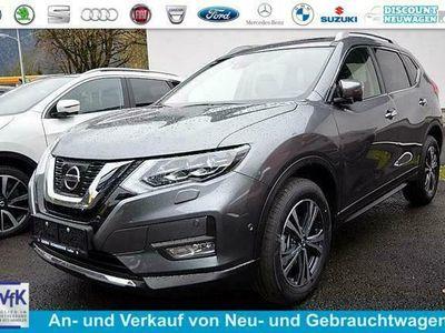gebraucht Nissan X-Trail 1.3 DIG-T DCT 116kW MY21 N-Connecta - Dark Grey 7-Sitzer