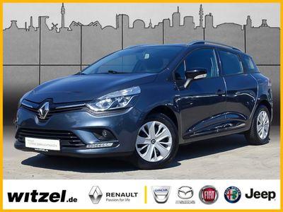 gebraucht Renault Clio GrandTour Limited SHZ KLIMA NAVI GANZJAHRES