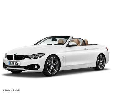 "gebraucht BMW 440 i Cabrio Sport DrvAs.HUD Nackenh.Har/Kard.19"""