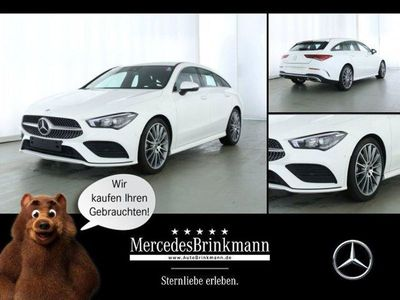gebraucht Mercedes CLA180 Shooting Brake AMG-LINE/MBUX/LED/NAVI/SHZ AMG Line