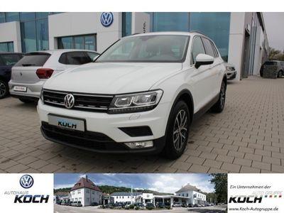 gebraucht VW Tiguan 2.0 TDI Comfortline 4Motion LED Euro 6 SCR Kamera