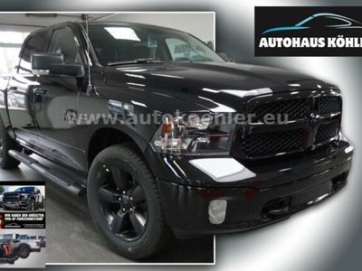 gebraucht Dodge Ram V8 5.7 CrewCab SLT Classic BLACKLINE LPG
