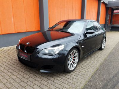 käytetty BMW 507 M5 | V10 | E60 |PS | Vollleder