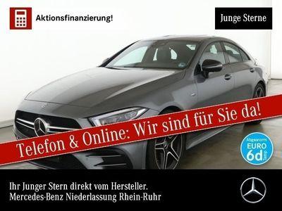 gebraucht Mercedes CLS53 AMG AMG 4M + Widescreen Distronic SHD Comand
