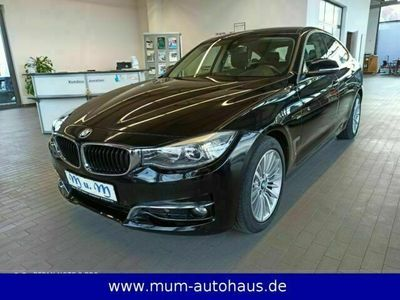 gebraucht BMW 318 Gran Turismo d Gran Turismo*Luxury Line*ONLINEKAUF MÖGL.