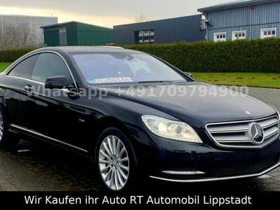 gebraucht Mercedes CL500 Coupe 4-Matic