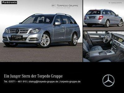 gebraucht Mercedes C180 T AVANTGARDE SHZ+KLIMA+Regensensor