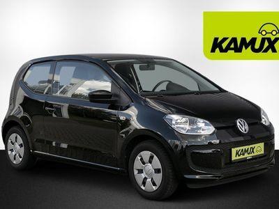 gebraucht VW up! up 1.0 moveCool & Sound +Klima +Navi +Isofix
