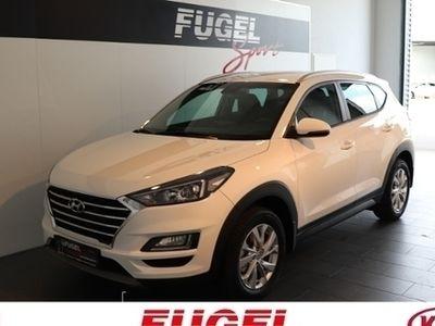 gebraucht Hyundai Tucson 1.6 T-GDI Navi|SHZ|Klimaaut.