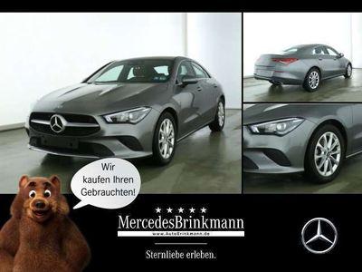 gebraucht Mercedes CLA180 d Coupé PROGRESSIVE/LED/SHZ/NAVI Klima