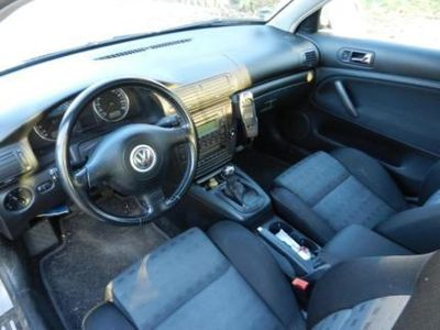 gebraucht VW Passat (VW)Variant Kombi 2.0 T...