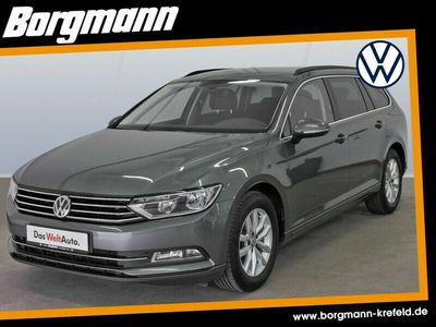 gebraucht VW Passat Variant Neu 2.0 TDI COMFORTLINE AHKNavi KLIMA ALU