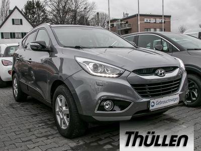 gebraucht Hyundai ix35 2.0 CRDi Navi Xenon Sitzhzg. AHK WKR Kamera