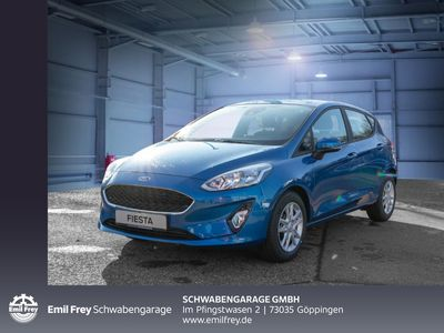 gebraucht Ford Fiesta 1.0 EcoBoost S&S Aut. COOL&CONNECT 74 kW, 5-türig