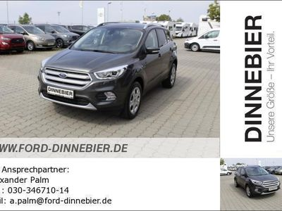 gebraucht Ford Kuga Cool&Connect 1.5 L ECOBOOST 110 KW (150 PS)
