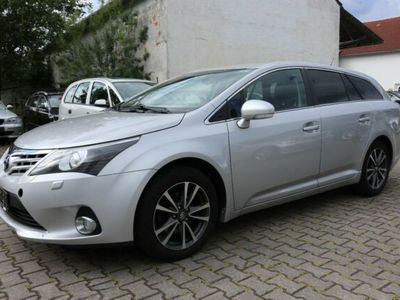 gebraucht Toyota Avensis 1.8 Edition*Automatik*Leder*Xenon*AHK