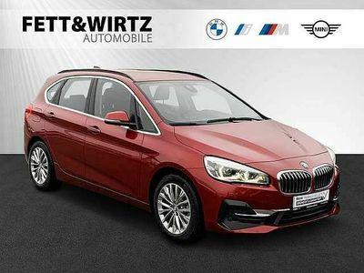 gebraucht BMW 225 Neu xe AT Luxury Navi LED Leas. ab 319- br.o.Anz