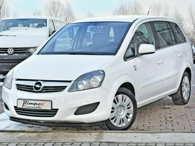 gebraucht Opel Zafira 1.6 CNG Turbo eF Edition 111 Jahre *Klima