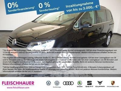 gebraucht VW Sharan Comfortline BMT 1.4 TSI EU6d-T 7-Sitzer