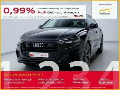 gebraucht Audi Q8 50 TDI QU*TIPTR*SLINE*HUD*STDHZ*AHK*ASSIST
