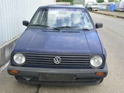 gebraucht VW Golf II 1,3 Benziner TÜV 5/2020