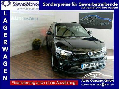 gebraucht Ssangyong Tivoli Facelift Quartz 1,5 T-GDI 2WD