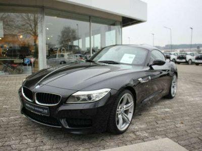 gebraucht BMW Z4 sDr. 28i M-Paket LEDER NAVI SHZ PDC MFL XENON