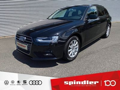 gebraucht Audi A4 Avant Attraction 2.0 TDI 105 kW (143 PS) multitronic