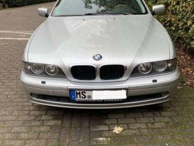 gebraucht BMW 520 5er touring