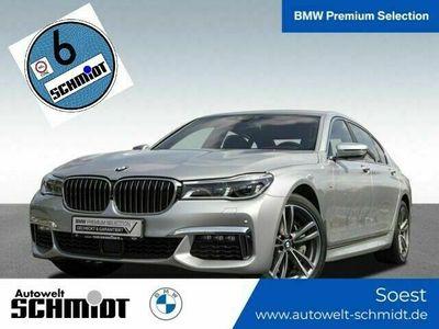 gebraucht BMW 750L d xDrive M Sportpaket NP=144.800 2J-GARANTIE