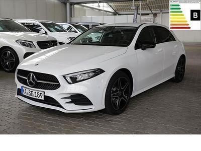 used Mercedes A160 AMG-Line NIGHT/AMG18/Navi/LED/Sportsitze/