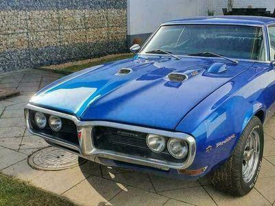 gebraucht Pontiac Firebird Formula 400 V8 1968 oldti... als in Storkow (Mark)