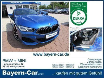 käytetty BMW M850 i xDr MSport+20z.LaserL.DrProf.SoftC.Neu135