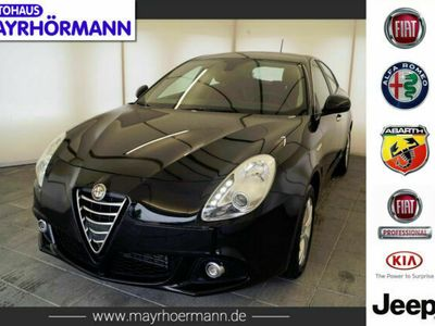 gebraucht Alfa Romeo Giulietta Turismo 1.4 Turbo 120PS