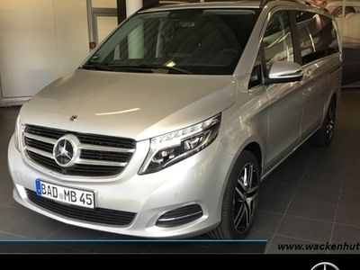 used Mercedes V250 d 4 x 4 Avantgarde Edition L 7 - Sitzer, COMAND