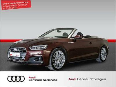 gebraucht Audi A5 Cabriolet sport 2.0 TFSI quattro S tronic S line