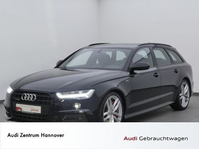 gebraucht Audi A6 Avant 3.0 TDI competition Pano, LED, AHK, 20""