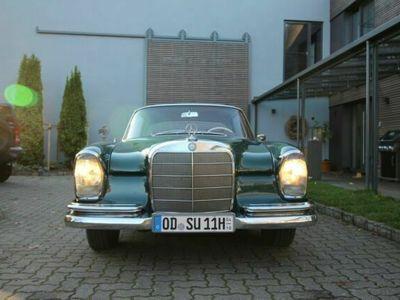 gebraucht Mercedes W111 250 Coupe