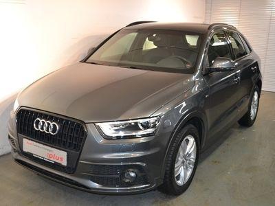 gebraucht Audi Q3 2.0 TDI 3 x S line*Xenon*Navi