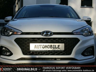gebraucht Hyundai i20 5T Facelift 1.2 Klima Radio Bluetooth SOFORT